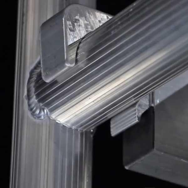 GDA250 Alu Rollgerüst / Fahrgerüst - 5.3m (7.3m Arbeitshöhe)