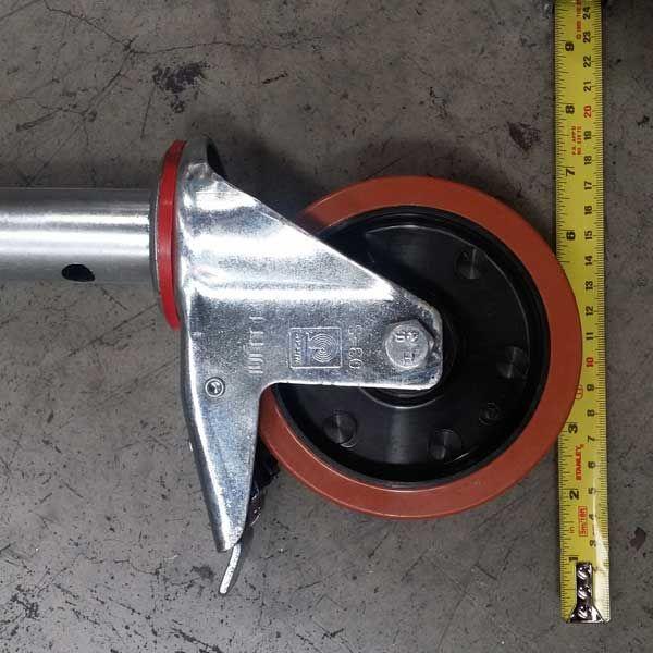 GDA250 Alu Rollgerüst / Fahrgerüst 3.5 m (Arbeitshöhe 5.5 m)